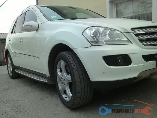 mercedes benz ml klasa