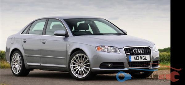 Polovni Delovi Za Audi A4 1.9 2.5 2.7 3.0 Tdi Kompletan Auto U Delovima