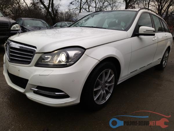 Polovni Delovi Za Mercedes Benz C 220 CDI Facelift Kompletan Auto U Delovima