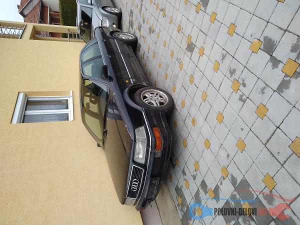 Polovni Delovi Za Audi 200 Audi V8 Quattro Kompletan Auto U Delovima