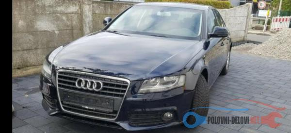 Polovni Delovi Za Audi A4 A4 B8 2.0 Tdi Delovi Kompletan Auto U Delovima