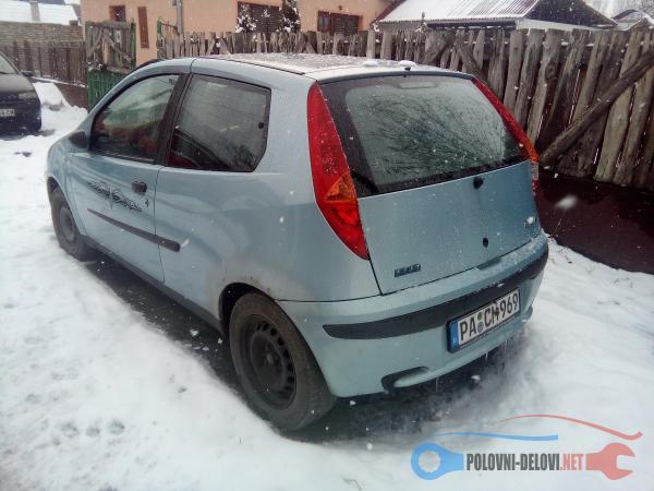 Polovni Delovi Za Fiat Punto 1.2 B 8v Motor I Delovi Motora