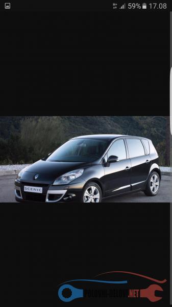 Polovni Delovi Za Renault Scenic 1.5dci 2.0dci Kompletan Auto U Delovima