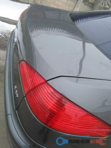 Polovni Delovi Za Peugeot 607 Svetla I Signalizacija