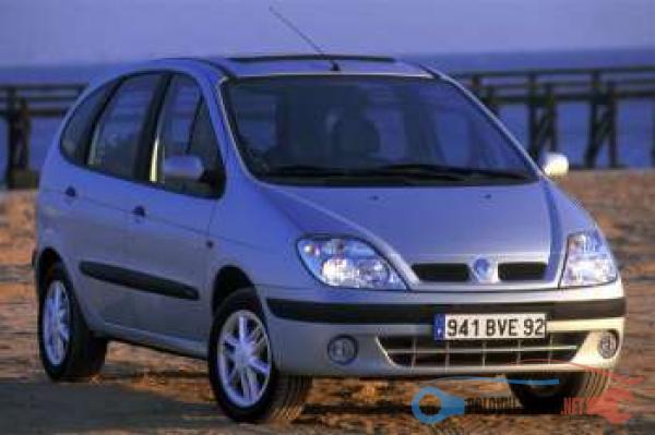 Polovni Delovi Za Renault Scenic Dci Kompletan Auto U Delovima