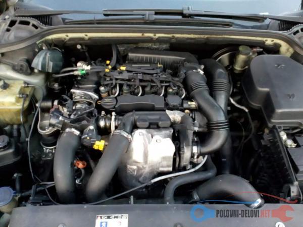 Polovni Delovi Za Peugeot 407 1.6hdi Motor I Delovi Motora