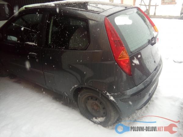Polovni Delovi Za Fiat Punto 1.2 B Trap I Vesanje