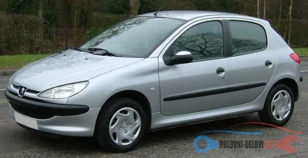 Polovni Delovi Za Peugeot 206 Kompletan Auto U Delovima