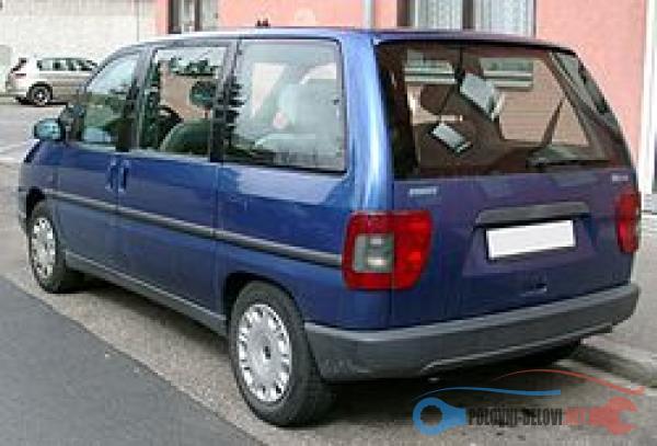 Polovni Delovi Za Fiat Ullysse Dizel,benzin Kompletan Auto U Delovima