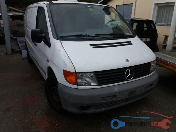 Polovni Delovi Za Mercedes Benz Ostalo Vito 108 Kompletan Auto U Delovima