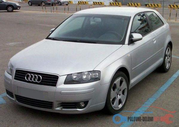 Polovni Delovi Za Audi A3 1.9tdi 2.0tdi Kompletan Auto U Delovima