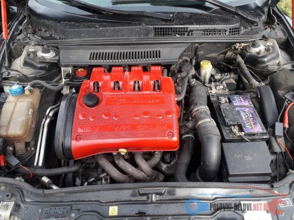 Polovni Delovi Za Alfa Romeo 147 1.6 16v 88kw Razni Delovi