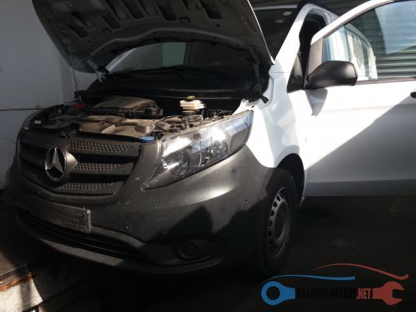 Polovni Delovi Za Mercedes Benz Ostalo Vito 110 W447 Kompletan Auto U Delovima
