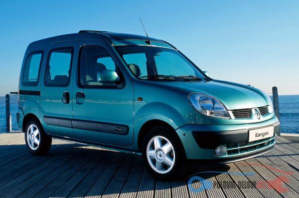 Polovni Delovi Za Renault Kangoo 1.6 Kompletan Auto U Delovima