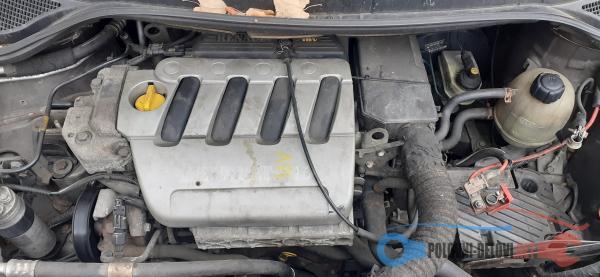 Polovni Delovi Za Renault Scenic 1.4 1.6 2.0 16v Motor I Delovi Motora