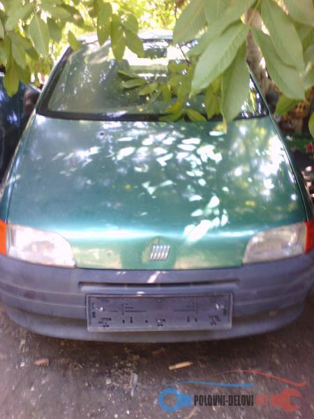 Polovni Delovi Za Fiat Punto Kompletan Auto U Delovima