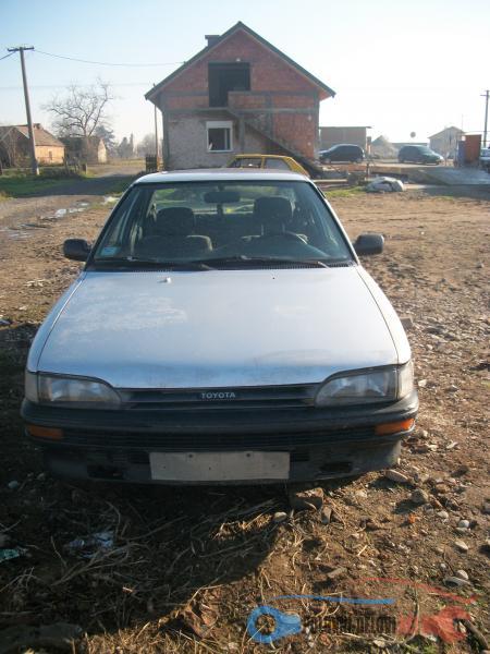 Polovni Delovi Za Toyota Corolla Tojota Corola Delovi Kompletan Auto U Delovima