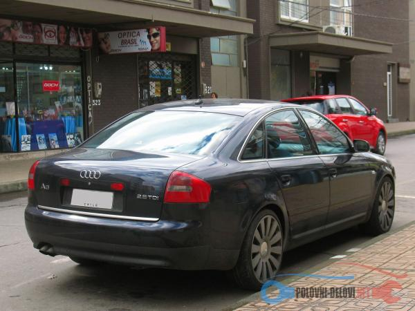 Polovni Delovi Za Audi A6 2.5 Tdi Kompletan Auto U Delovima