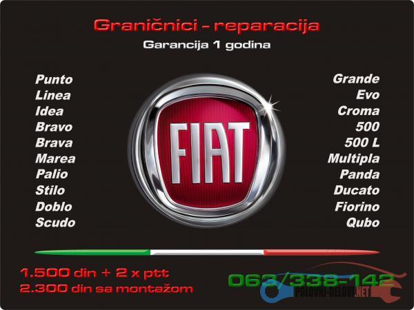 Polovni Delovi Za Fiat Ostalo Karoserija