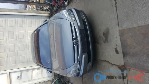 Polovni Delovi Za Peugeot 607 3.0 Benzin Kompletan Auto U Delovima