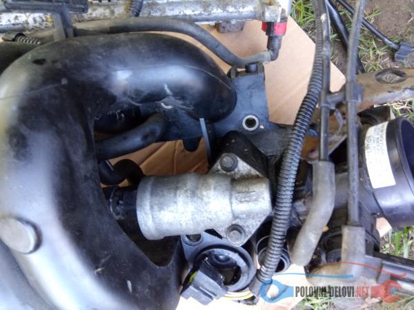 Polovni Delovi Za Ford Focus 1.6 Benzin 16v Motor I Delovi Motora