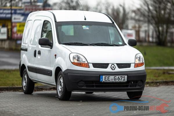 Polovni Delovi Za Renault Kangoo Dizel/benzin Motor I Delovi Motora