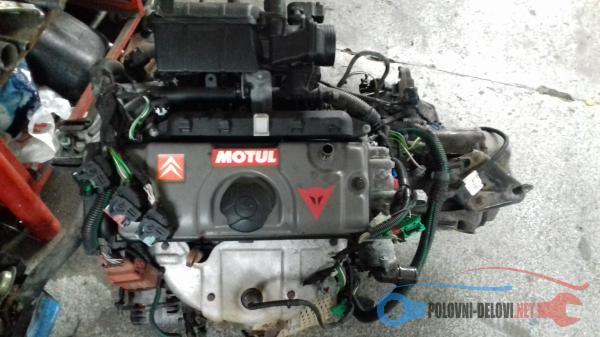 Polovni Delovi Za Peugeot 206 1.1b 1.4b 1.4hdi 1.6hdi Motor I Delovi Motora