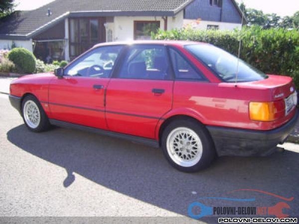 Polovni Delovi Za Audi 80 Kompletan Auto U Delovima