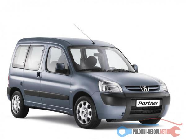 Polovni Delovi Za Peugeot Partne 1.6HDI 1.9D 2.0HDI 1.4I Enterijer