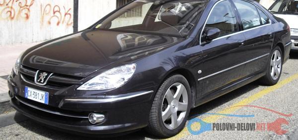 Polovni Delovi Za Peugeot 607 2.2 HDI Razni Delovi