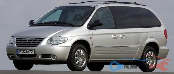 Polovni Delovi Za Chrysler Grand Voyager 2.8 Crdi Motor I Delovi Motora