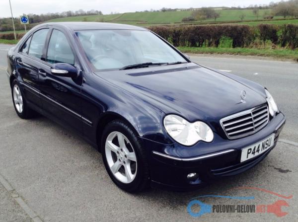 Polovni Delovi Za Mercedes Benz Ostalo A B C E Klasa DELOVI Kompletan Auto U Delovima