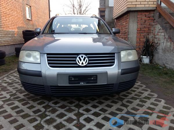 Polovni Delovi Za Volkswagen Pasat B5.5 Kompletan Auto U Delovima