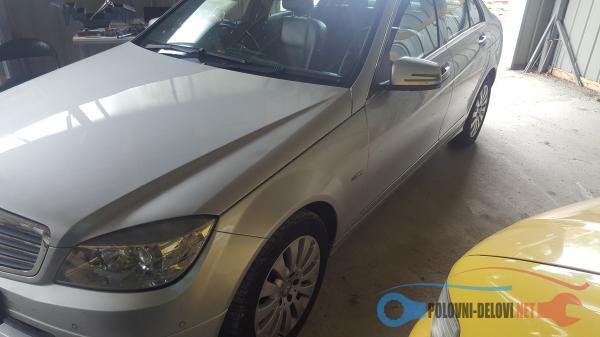 Polovni Delovi Za Mercedes Benz C 220 W204 220cdi Om651 Kompletan Auto U Delovima