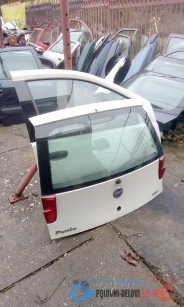 Polovni Delovi Za Fiat Punto Karoserija