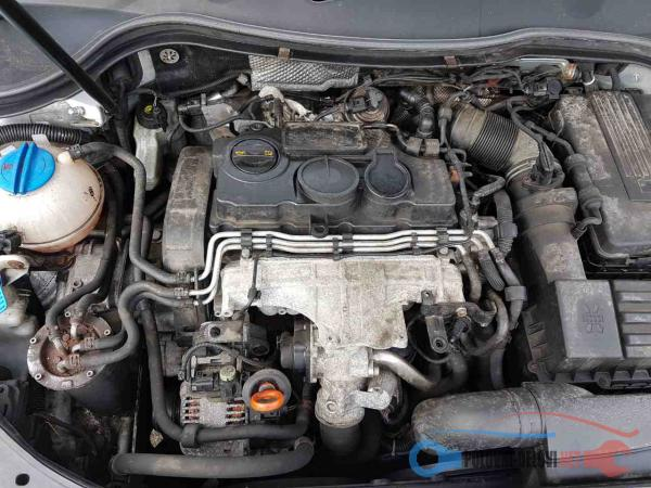 Polovni Delovi Za Volkswagen Pasat B6 2.0TDI 170ks Motor I Delovi Motora