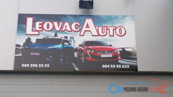 Polovni Delovi Za Peugeot 407 1.6 HDI Motor I Delovi Motora