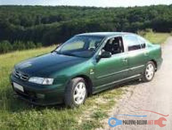 Polovni Delovi Za Nissan Primera P11 20 Td 66 Kw Full Kompletan Auto U Delovima