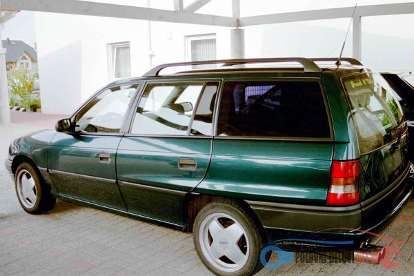 Polovni Delovi Za Opel Astra F Razni Delovi