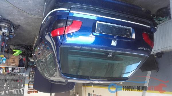 Polovni Delovi Za Peugeot 405 HDI Kompletan Auto U Delovima