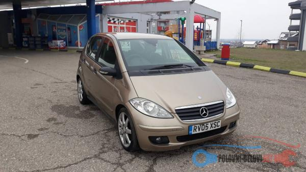 Polovni Delovi Za Mercedes Benz A Klasa 180 CDI W169 Delovi Kompletan Auto U Delovima