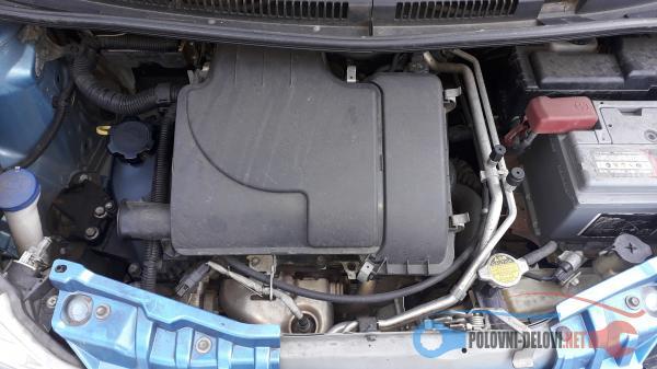 Polovni Delovi Za Peugeot 107 1.0b Motor I Delovi Motora
