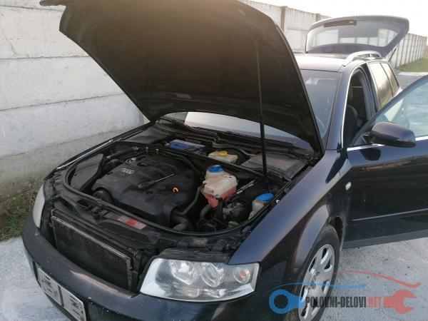 Polovni Delovi Za Audi A4 1.9 Tdi Kompletan Auto U Delovima