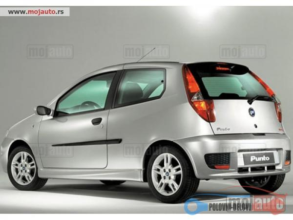 Polovni Delovi Za Fiat Punto Enterijer