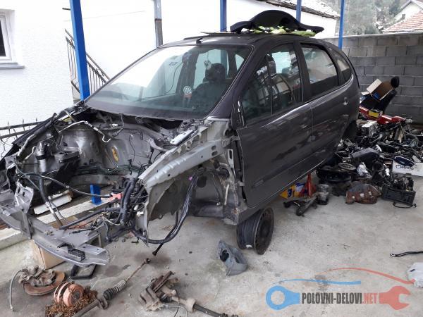 Polovni Delovi Za Renault Scenic Razni Delovi