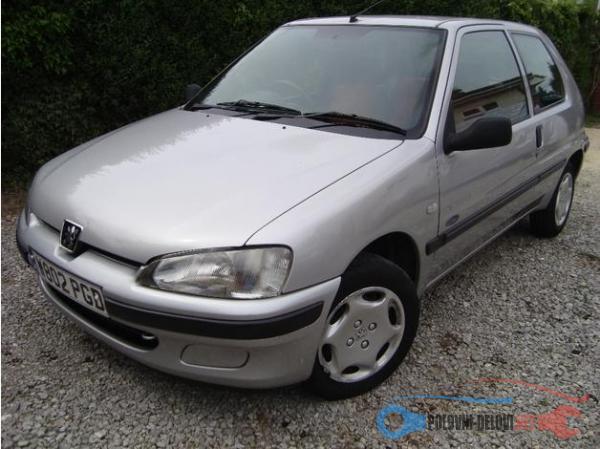 Polovni Delovi Za Peugeot 106 Kompletan Auto U Delovima