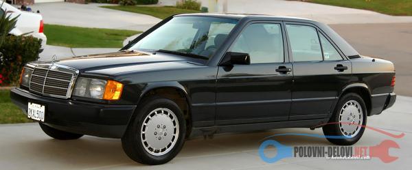 Polovni Delovi Za Mercedes Benz 190 200, 230, 250 W201 Kompletan Auto U Delovima