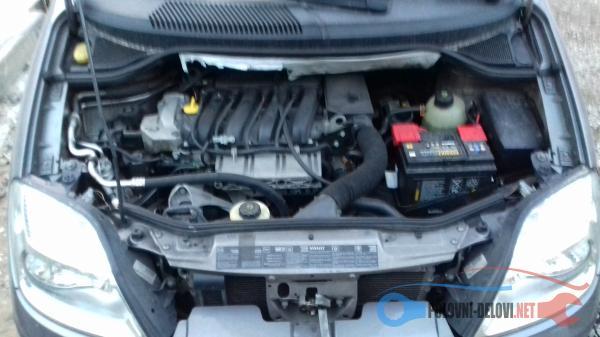 Polovni Delovi Za Renault Scenic 1.6 16v 1.9dci Motor I Delovi Motora
