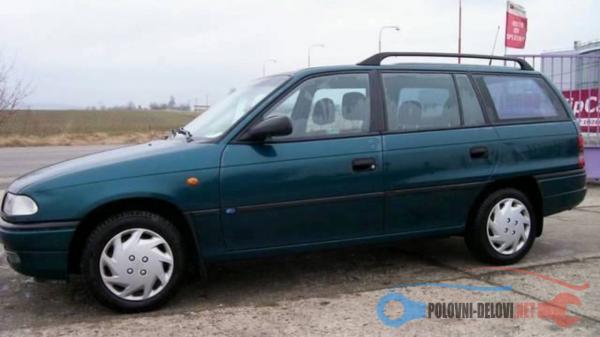 Polovni Delovi Za Opel Astra F Kompletan Auto U Delovima