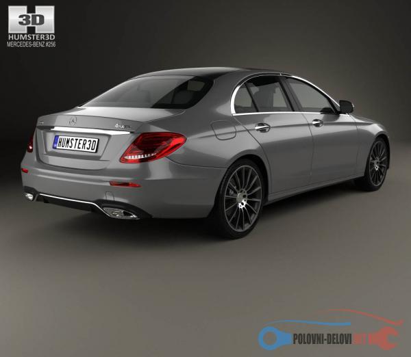 Polovni Delovi Za Mercedes Benz E Klasa 350 D W213 Kompletan Auto U Delovima